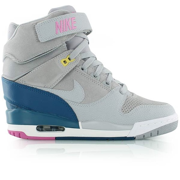 3c01be393f Nike Air Revolution Sky Hi Wedge Sneaker